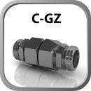 Straight Connectors C - GZ