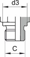Technical Information Male Stud Connectors type B