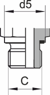 Technical Information Male Stud Connectors type E