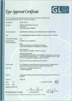 GL Steel Certificate